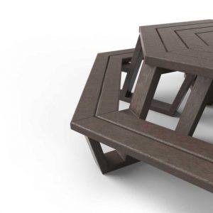 picknicktafels isorex. Black Bedroom Furniture Sets. Home Design Ideas