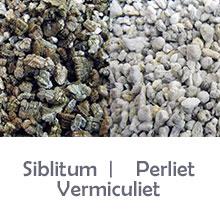 Vermiculiet-Siblitum-Perliet