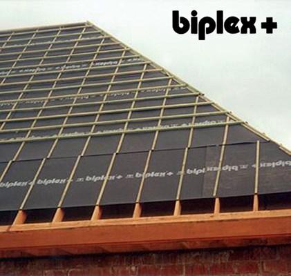 Biplex onderdak