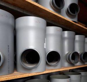 PVC toezicht- en sifonputten