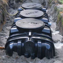 Koolwaterstofafscheiders en waterzuivering