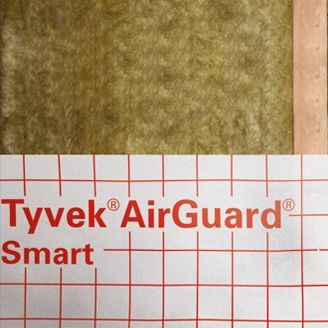 tyvek airguard smart vochtregulerend dampscherm